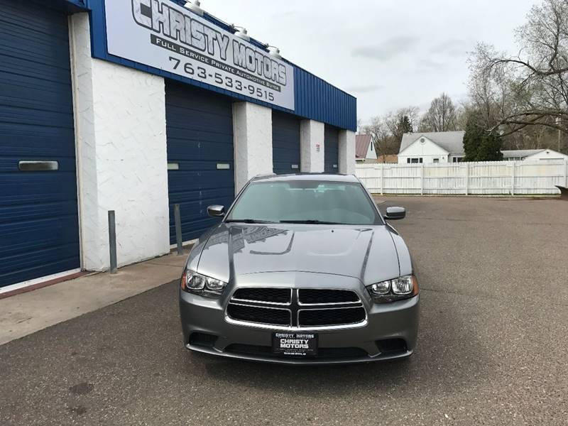 2012 Dodge Charger SE 4dr Sedan - Crystal MN