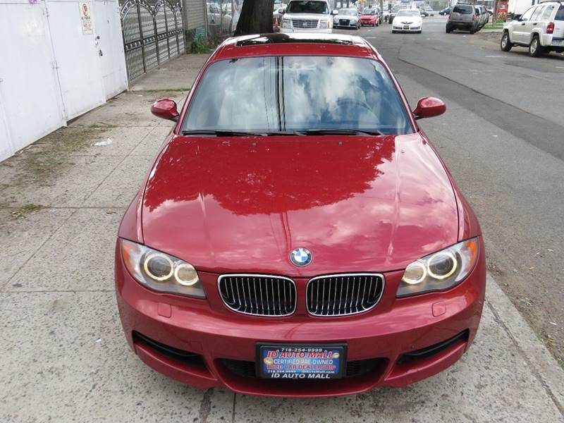 2009 Bmw 1 Series 135i 2dr Coupe In QUEENS NY  ID AUTO MALL