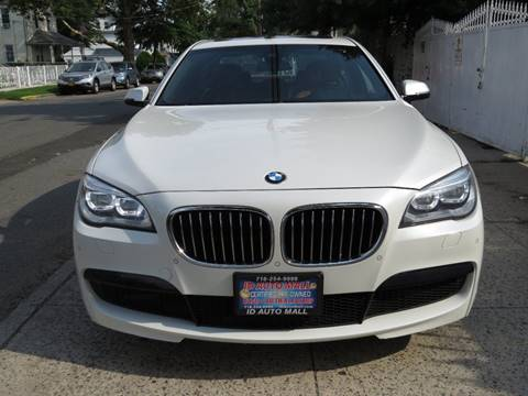 2014 BMW 7 Series for sale in Queens, NY