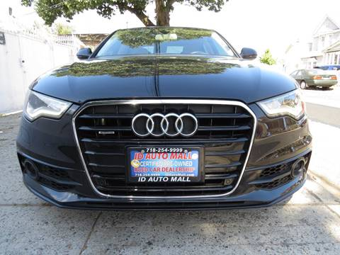 2012 Audi A6 for sale in Queens, NY