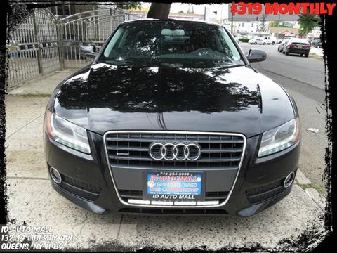 2011 Audi A5 for sale in South Richmond Hill, NY
