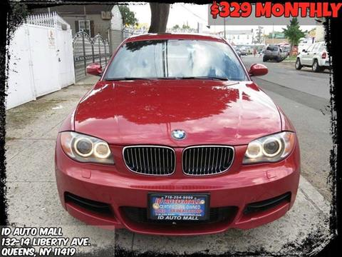2009 BMW 1 Series for sale in South Richmond Hill, NY