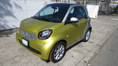 2017 Smart fortwo electric drive for sale in South Richmond Hill, NY