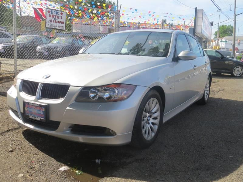 2008 Bmw 3 Series 328i 4dr Sedan SULEV SA In QUEENS NY  ID AUTO MALL