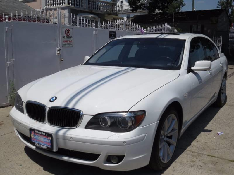 2007 Bmw 7 Series 750i 4dr Sedan In QUEENS NY  ID AUTO MALL