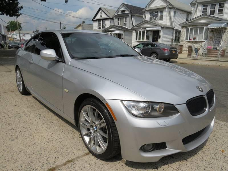 2010 Bmw 3 Series AWD 335i xDrive 2dr Coupe In QUEENS NY  ID AUTO
