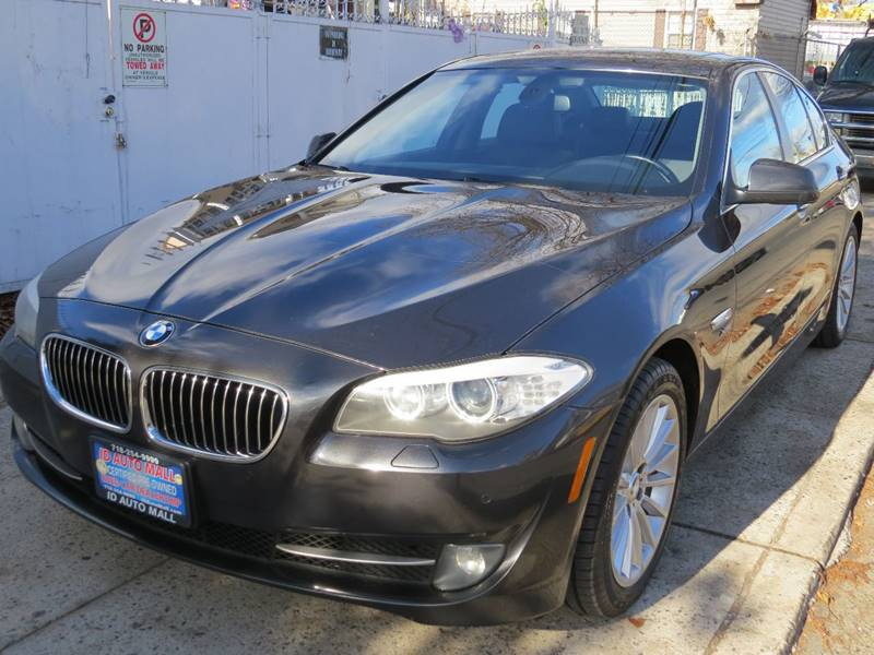 2011 Bmw 5 Series AWD 535i xDrive 4dr Sedan In QUEENS NY  ID AUTO