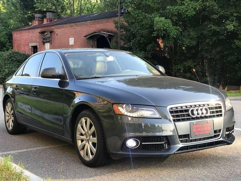 2009 Audi A4 AWD 2.0T quattro Premium Plus 4dr Sedan 6A - Arundel ME