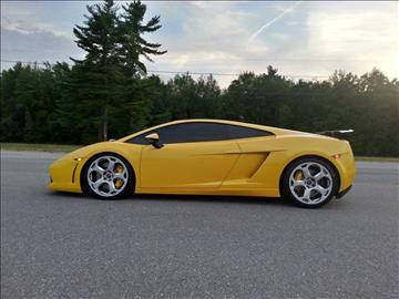 2004 Lamborghini Gallardo for sale in Arundel, ME