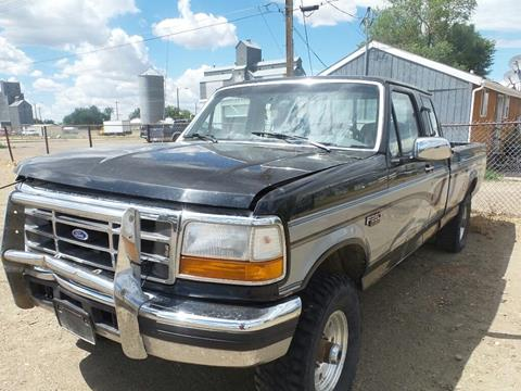 1995 Ford F-250 for sale in Wolf Point, MT