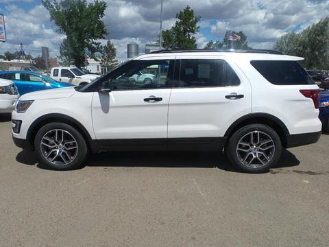 2017 Ford Explorer for sale in Wolf Point, MT