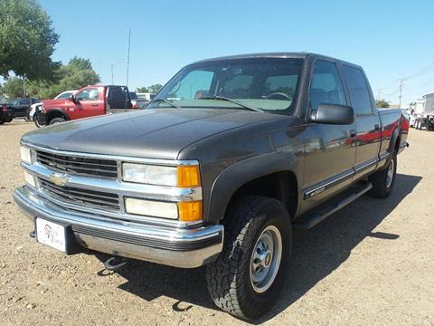 2000 Chevrolet C/K 2500 Series for sale in Wolf Point, MT