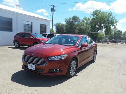 2014 Ford Fusion for sale in Wolf Point, MT