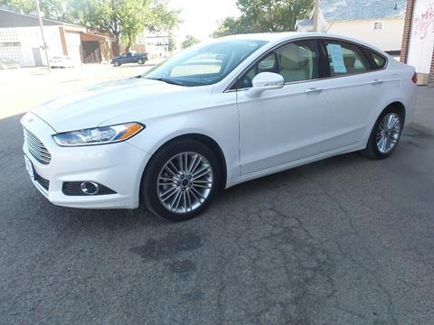 2015 Ford Fusion for sale in Wolf Point, MT
