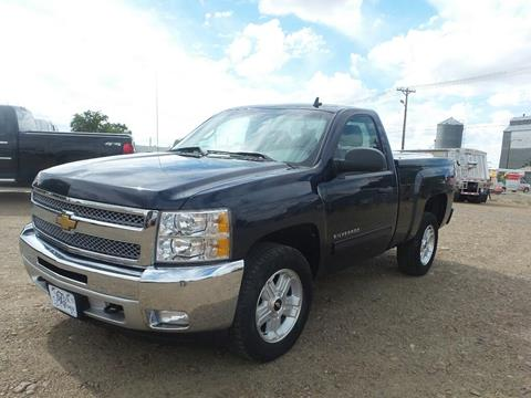 2012 Chevrolet Silverado 1500 for sale in Wolf Point, MT