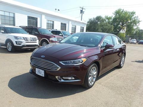 2017 Ford Fusion for sale in Wolf Point, MT