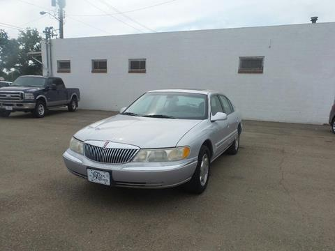 2002 Lincoln Continental for sale in Wolf Point, MT