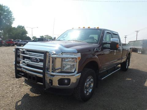 2012 Ford F-250 Super Duty for sale in Wolf Point, MT