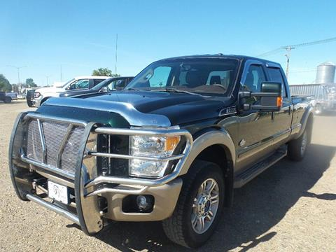 2014 Ford F-350 Super Duty for sale in Wolf Point, MT