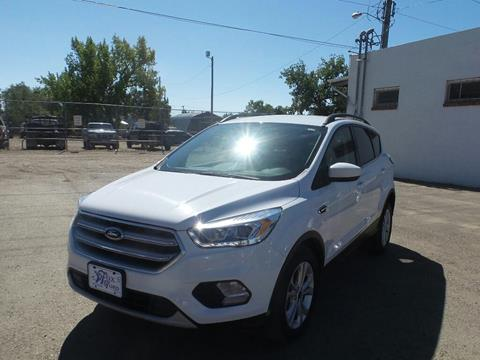 2017 Ford Escape for sale in Wolf Point, MT