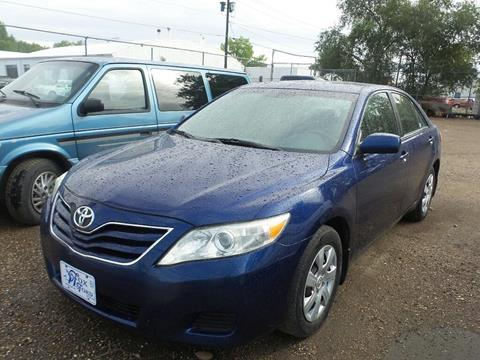 2010 Toyota Camry for sale in Wolf Point, MT
