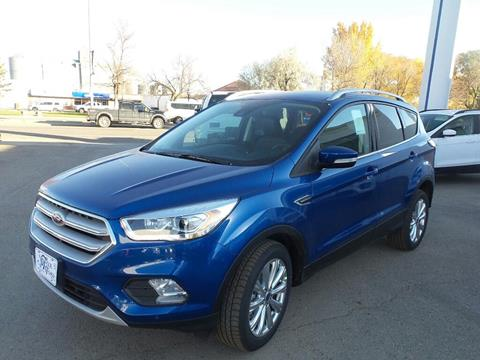 2018 Ford Escape for sale in Wolf Point, MT