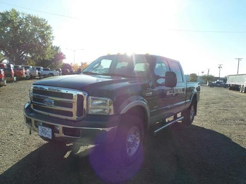 2005 Ford F-250 Super Duty for sale in Wolf Point, MT