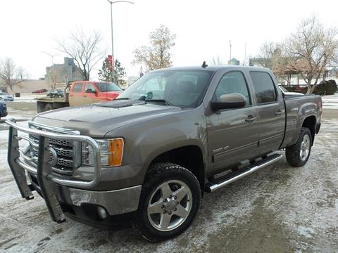 2013 GMC Sierra 2500HD for sale in Wolf Point, MT