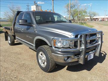 2005 Dodge Ram Pickup 3500 for sale in Wolf Point, MT