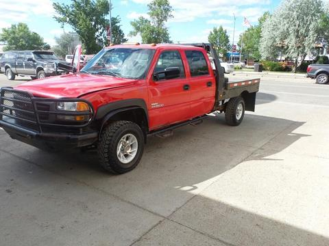 2007 GMC Sierra 3500 Classic for sale in Wolf Point, MT