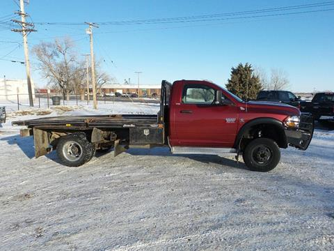 2011 RAM Ram Chassis 3500 for sale in Wolf Point, MT