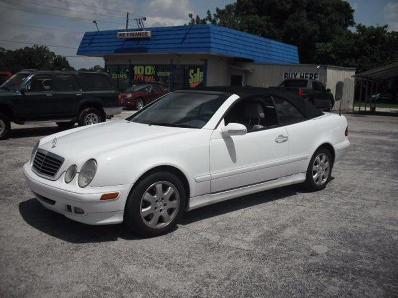 2000 Mercedes Benz CLK For Sale At AUTO BROKERS OF ORLANDO In Orlando FL