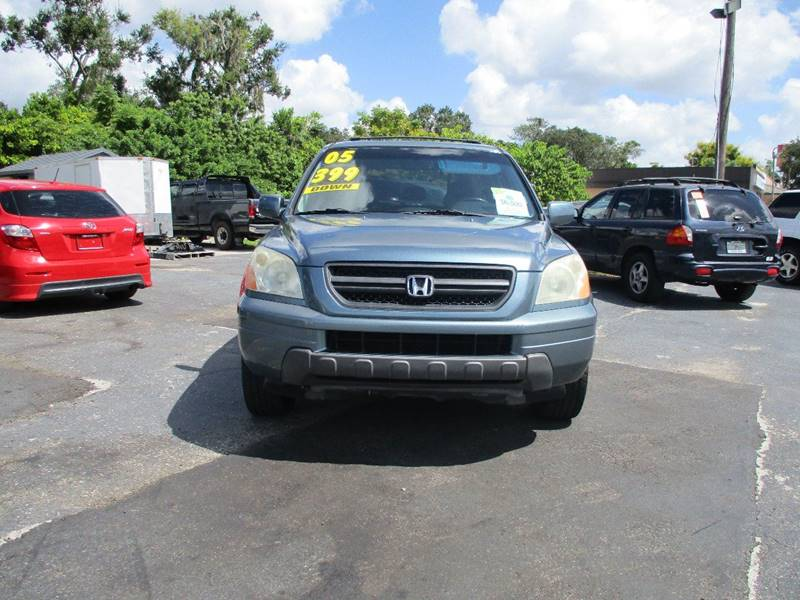 2005 Honda Pilot For Sale At AUTO BROKERS OF ORLANDO In Orlando FL