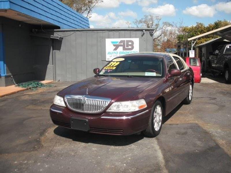 2007 Lincoln Town Car Signature Limited In Orlando Fl Auto