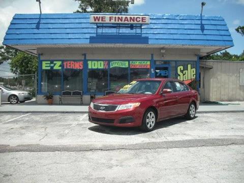 2009 Kia Optima for sale at AUTO BROKERS OF ORLANDO in Orlando FL