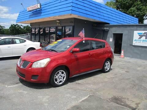 2010 Pontiac Vibe for sale at AUTO BROKERS OF ORLANDO in Orlando FL
