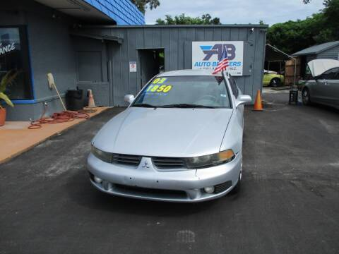 2003 Mitsubishi Galant for sale at AUTO BROKERS OF ORLANDO in Orlando FL