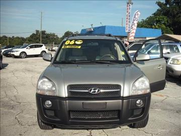 2006 Hyundai Tucson for sale in Orlando, FL