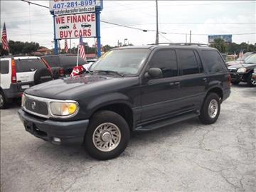 2001 Mercury Mountaineer for sale in Orlando, FL