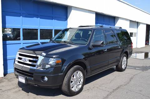 2011 Ford Expedition EL for sale in East Windsor, NJ
