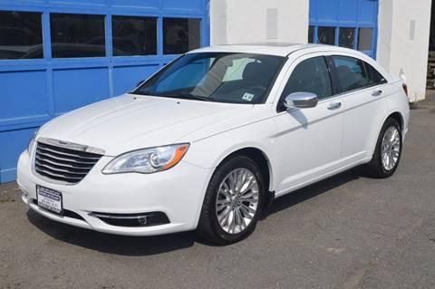 2013 Chrysler 200 for sale in East Windsor, NJ