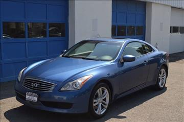 2009 Infiniti G37 Coupe for sale in East Windsor, NJ