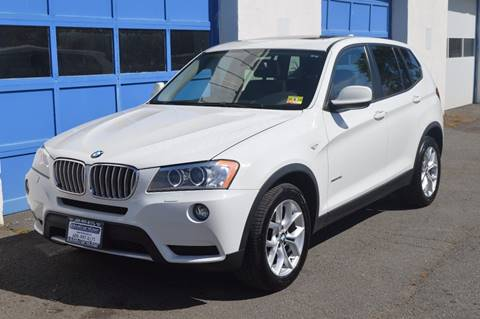 2011 BMW X3 for sale in East Windsor, NJ