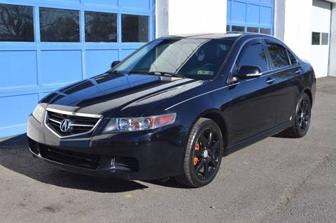 2005 Acura TSX for sale in East Windsor, NJ