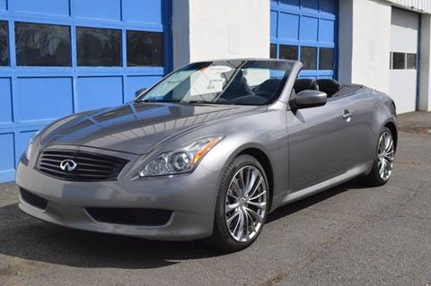 Infiniti g37 convertible for sale in new jersey carsforsale 2009 infiniti g37 convertible for sale in east windsor nj sciox Images