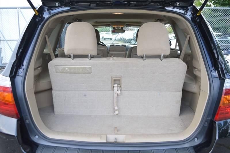 2009 Toyota Highlander Sport AWD 4dr SUV full