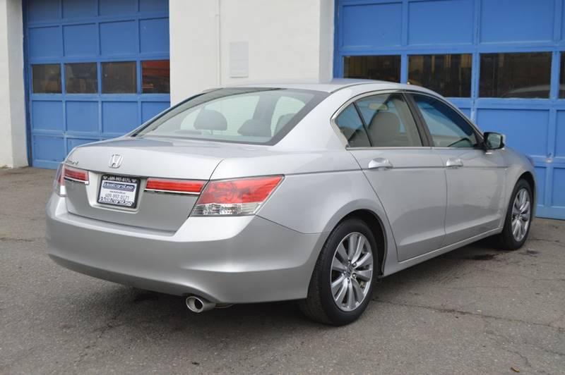 2012 Honda Accord EX 4dr Sedan 5A full