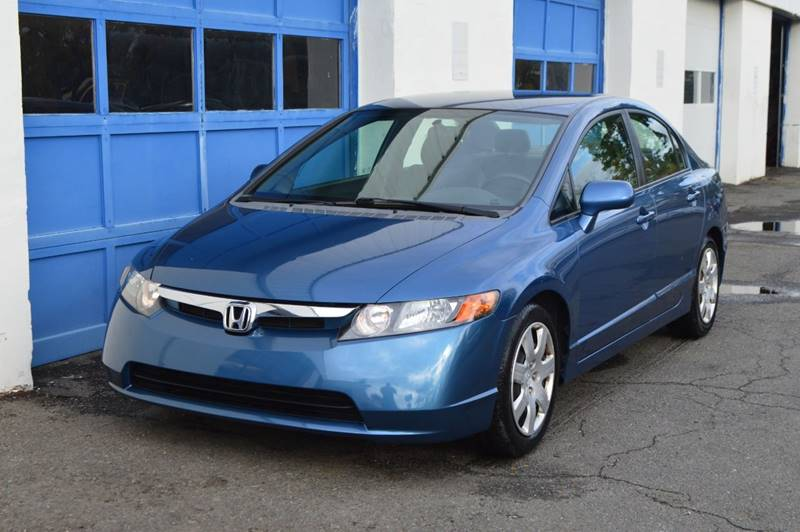 2008 Honda Civic LX 4dr Sedan 5A