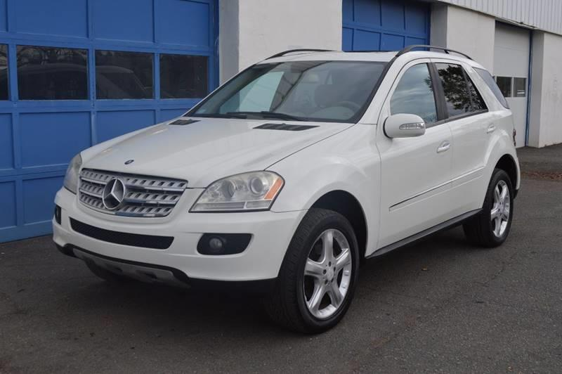 2008 Mercedes-Benz M-Class ML 350 AWD 4MATIC 4dr SUV