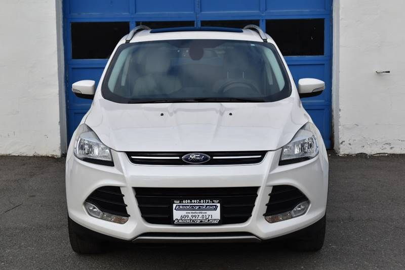 2014 Ford Escape Titanium AWD 4dr SUV full